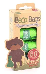 Beco Bags (x60) Travel (4x15)