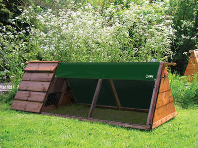 Heavy Duty Cover for Chicken Run - 1.5m x 0.9m