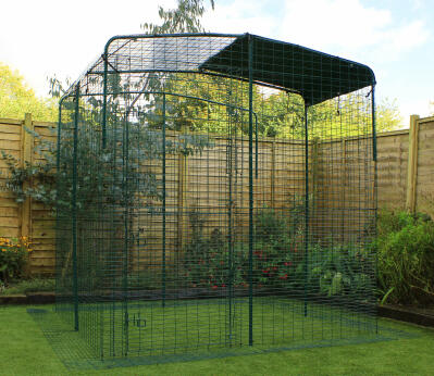 Combi Cover for Walk in Chicken Run - Roof