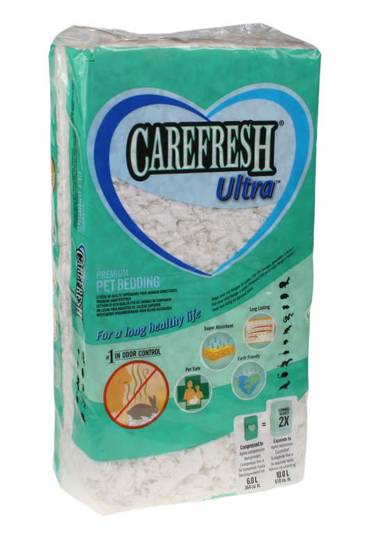 healthy carefresh product pro bed paper bedding pet natural