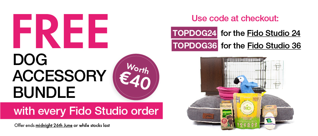 Free Bundle with every Fido Studio