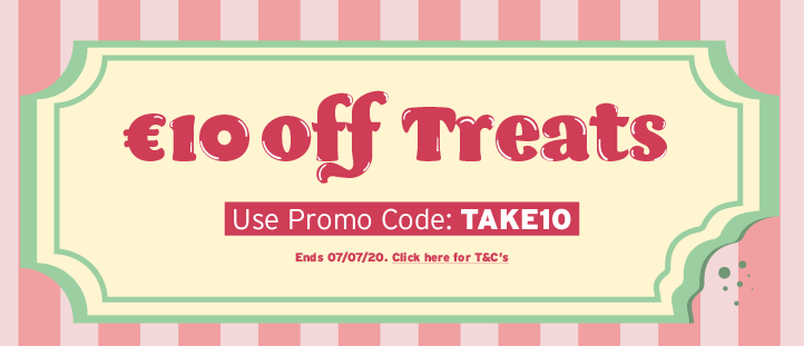 Treat Promotional Banner