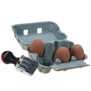 Egg Trays, Boxes & Stamping